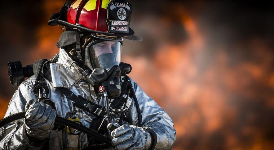 W co uzbrojona jest straż pożarna?